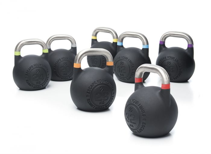 COMPETITION PRO KETTLEBELLS 2.0.